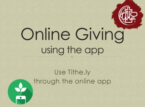 give with app