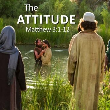 The Attitude